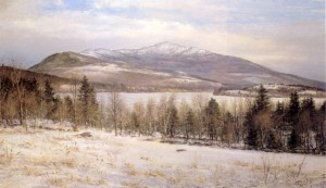 Monadnock From Stone Pond - Wm. Preston Phelps